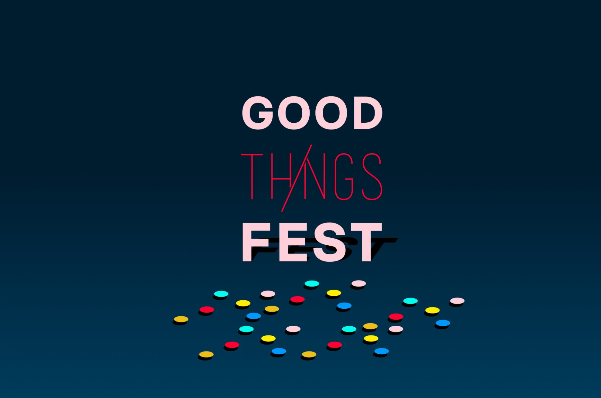 Good Things Fest banner